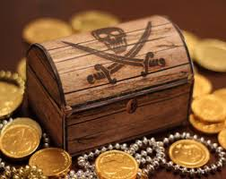 Treasure Chest Favors by Treasure Chest Favor Etsy