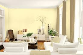 sunny yellow livingroomwarm neutral paint color with undertones
