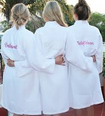 wedding dressing gowns personalised dressing gowns uk best gowns and dresses ideas
