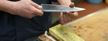 japanese folded steel kitchen knives sakai forged knifes shop sakai s handcrafted knives delivered all