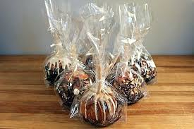 caramel apple party favors fabulous fall party ideas