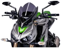 puig new generation windscreen kawasaki z1000 2014 2016