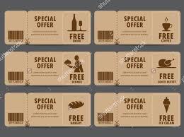 21 business coupon templates u2013 free sample example format