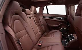 porsche hatchback interior world premiere porsche panamera sport turismo wagon