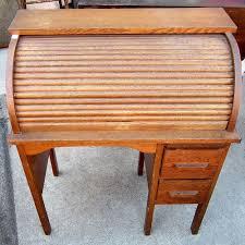 Small Vintage Desks Oak Desk Plan Thediapercake Home Trend