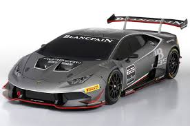 the lamborghini car the lamborghini huracan trofeo is a ripped race car with