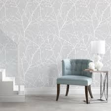 Wallpaper For Bedrooms Walls Tree Bud Wallpaper Double Roll Wall Decor Walls And Bedroom
