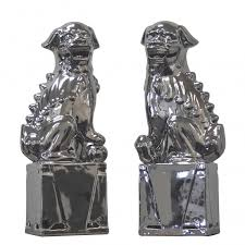 pictures of foo dogs pair of foo dog bookends