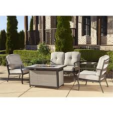 alderbrook faux wood fire table curved fire pit bench with back plans table propane alderbrook faux