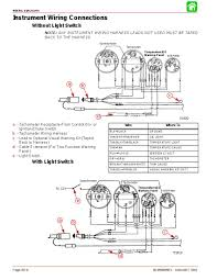 mercury 40hp tach install page 1 iboats boating forums 631448