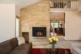 gas fireplace inserts like kozy heat u0027s jordan are low maintenance