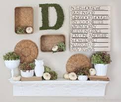 diy fall mantel decor ideas to inspire landeelu com diy fall mantel decor ideas to inspire mantels greenery and