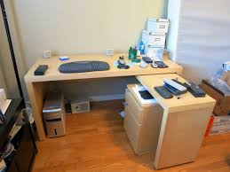 Computer Desk With File Cabinet by Superb Ikea File Cabinet Desk 100 Ikea File Cabinet Desk Ikea