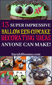 halloween cup cake recipes 13 cutest halloween cupcakes for the ultimate not so scary party
