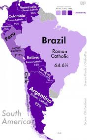 Usa Religion Map by These Are The Most Religious Places In The World U2014 And What They