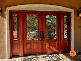 wood and glass front doors entry doors with sidelights todays entry doors