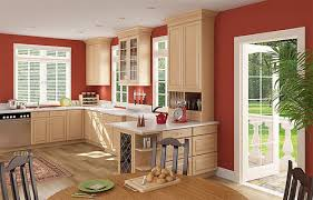 color ideas for kitchen kitchen wall paint color to make the room look biger 35