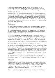 Example Of Skills Resume by Derren Brown 7 Deceptions By Luke Jermay