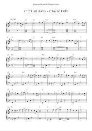 Count On Me Bruno Mars Piano Pdf Best 25 Popular Piano Sheet Ideas On Popular