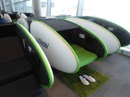 airport seating where modern ideas and classic design converge
