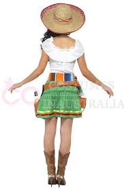Mexican Woman Halloween Costume Ladies Tequila Shooter Mexican Women Halloween Costume