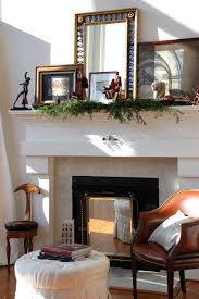 white fireplace 900x1356 15 fall decor ideas for your fireplace