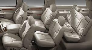 8 seater cadillac escalade our fleet limo service chicago