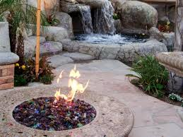 5 fire pit ideas to steal for cozy fall nights hgtv u0027s decorating