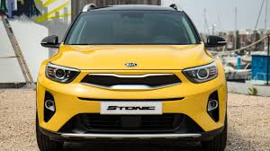 new kia stonic kia u0027s new crossover suv revealed in amsterdam alphr