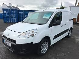 peugeot vans showroom our full range of new and used commercial vans on offer