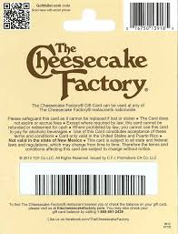 restaurant gift cards half price the cheesecake factory gift card 25 gift cards
