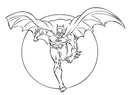 free batman coloring kids gianfreda net