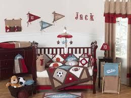 Crib Baby Bedding All Sports Baby Bedding 9 Pc Crib Set Only 189 99