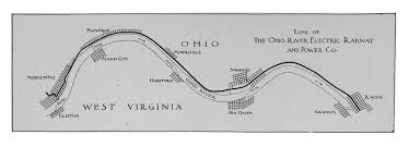 Ohio Valley Map by