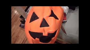 halloween iii season of the witch mask replicas youtube