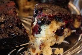 gluten free blueberry upside down cake u2013 learningtolovemycooking