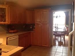 copper backsplash kitchen diy kitchen copper backsplash hometalk