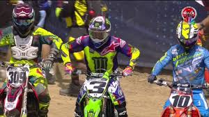 Lucas Oil Pro Motocross 2016 High Point 450 Moto 2 Youtube