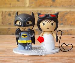 batman wedding cake toppers 38 images about wedding cake topper on we heart it