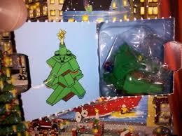 Christmas Tree Advent Lego Advent Calendar Day 23 Laserfarm Com