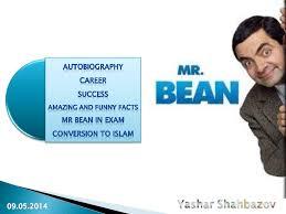 mr bean by y sh