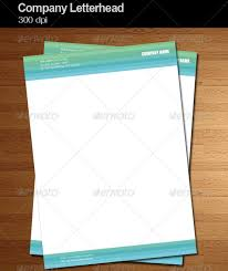 15 company letterhead templates u2013 free sample example format