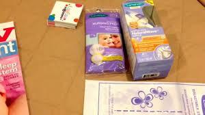 babies r us registry goody bag youtube