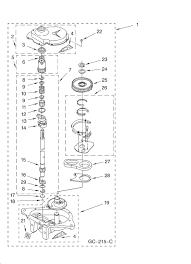 whirlpool washing machine agitator diagram and wiring gooddy org