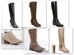 womens boots at kohls kohls womens boots 25 49 shipped order 2 pairs get 15 kohl s