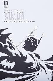long halloween batman amazon com batman noir the long halloween 9781401248833 jeph