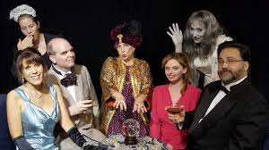 blithe spirit sacramento tickets 7 50 at theatre in the heights