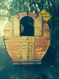 Tinyhouseblog by How To Build Your Own Collapsible Bowtop Gypsy Wagon Tiny House