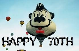 birthday wishes 70th