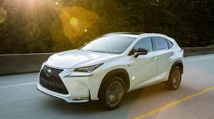 lexus hybrid vancouver lexus nx crossover gets 35 405 base price autoweek